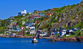 Fort Amherst  Royalty Free Stock Photos