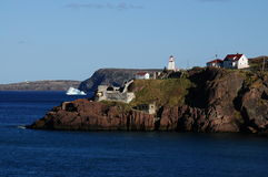 Fort Amherst, Newfoundland and Labrador, Canada Royalty Free Stock Photography