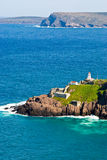 Fort Amherst, St-Johns, Newfoundland. Fort Amherst, at the entrance to St. Johns Harbor, Newfoundland Canada royalty free stock images