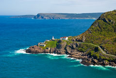 Fort Amherst, St-John's Royalty Free Stock Photo