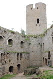 Fort of Andlau in Alsace Stock Image