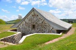 Fort Anne Royaltyfria Bilder