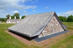 Fort Anne image libre de droits