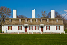 Fort Anne, Annapolis Royal. Fort Anne National Historic Site, Fort Anne National Park, Annapolis Valley, Annapolis Royal, Nova Scotia, Canada royalty free stock image
