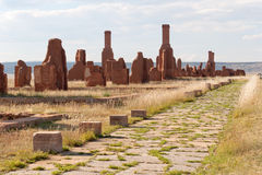 Fort-Anschluss-nationales Denkmal Stockbilder