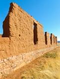 Fort-Anschlussruinen Stockfotografie