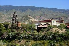 Fort Apache, Spanien. Lizenzfreies Stockbild