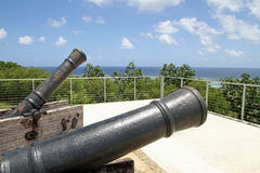 Fort Apugan Stock Photo