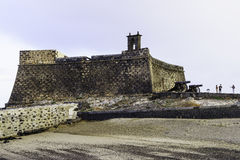 Fort in Arrecife. Stock Image