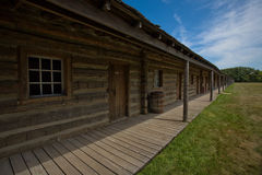 Fort atkinson Stock Photo