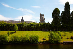 Fort Augustus Abbey Royalty Free Stock Photography