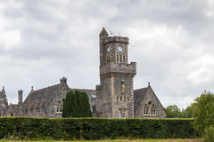 Fort Augustus Church Royalty Free Stock Photos
