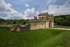 Fort av romansna Royaltyfri Foto