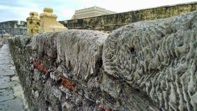 Fort av San Juan de Ulua i Veracruz, Mexico royaltyfri fotografi