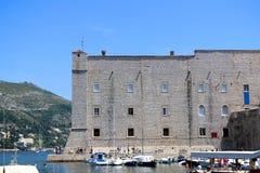 Fort av St John Arkivfoto