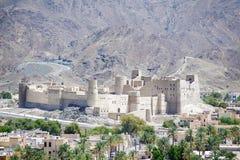 Fort Bahla arkivbilder