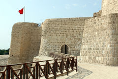 Fort Bahrein Royalty Free Stock Images
