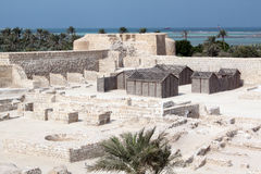 Fort Bahrein Stock Photography
