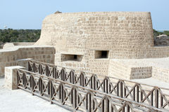 Fort Bahrein Royalty Free Stock Photo