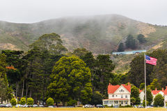 Fort Baker Sausalito Royalty Free Stock Photos