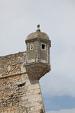 Fort Bandeira - Lagos Portugal Royalty Free Stock Photo