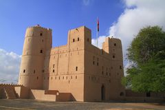 Fort Barka Stock Photography