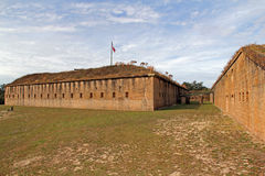 Fort Barrancas Stock Photography