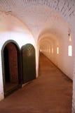 Fort Barrancas Interior Stock Photo