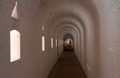 Fort Barrancas Interior Stock Photos