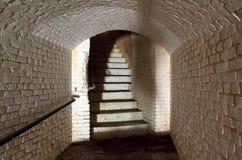 Fort Barrancas Interior Royalty Free Stock Image
