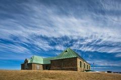 Fort Beausejour Stockbild