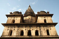 Fort bei Orchha Stockfotos