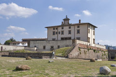 Fort Belvedere in Florence, Italy royalty free stock images