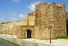 Fort of Bizerte, Tunisia Royalty Free Stock Photos