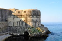 Fort Bokar, Dubrovnik - zdjęcia stock