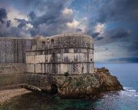 Fort Bokar. Dubrovnik. Croatia. Royalty Free Stock Photos