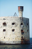 Fort Boyard Stockfoto
