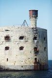 Fort Boyard stockfoto