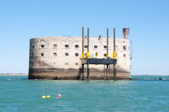 Fort Boyard Photographie stock libre de droits
