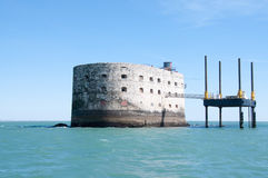 Fort Boyard Royalty Free Stock Photos