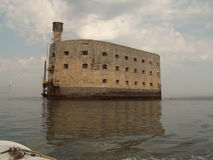 Fort boyard Stock Foto's