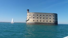 Fort Boyard Photo stock