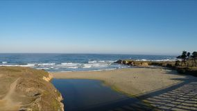 Fort Bragg, CA stock video footage