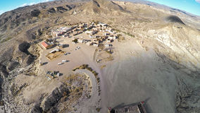 Fort Bravos. Movie Studio in Spanish Desert. Royalty Free Stock Photography