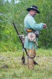 Fort Bridger Rendezvous 2014 Stock Fotografie