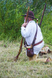 Fort Bridger Rendezvous 2014 Stock Foto's