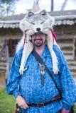 Fort Bridger Rendezvous 2014 Fotografering för Bildbyråer
