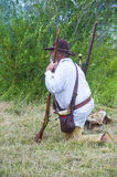 Fort Bridger Rendezvous 2014 Arkivfoton