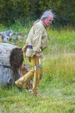 Fort Bridger Rendezvous 2014 Stockfoto
