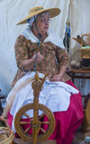 Fort Bridger Rendezvous 2014 Stockbilder